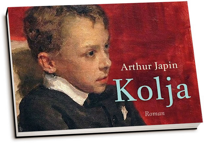 (Dwarsligger) Kolja - Arthur Japin