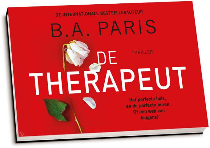 B.A. Paris - De therapeut (dwarsligger)