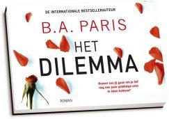 B.A. Paris - Het dilemma (dwarsligger)