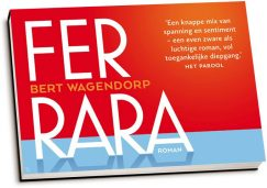 Bert Wagendorp - Ferrara (dwarsligger)