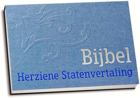 Bijbel / Herziene Statenvertaling (HSV) (editie 2013) (dwarsligger)