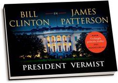 James Patterson & Bill Clinton - President vermist (dwarsligger)