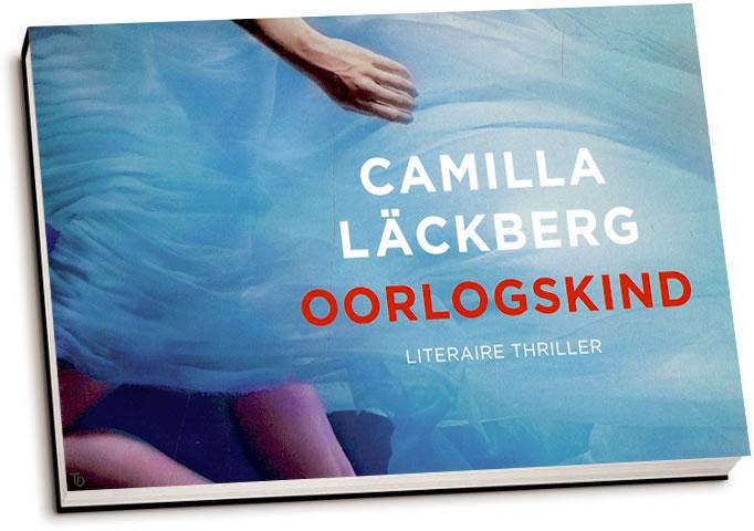 (Dwarsligger) Camilla Läckberg - Oorlogskind (editie 2016)