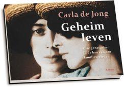 Carla de Jong - Geheim leven (dwarsligger)