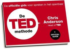 Chris Anderson - De TED-methode (dwarsligger)