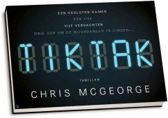Chris McGeorge - Tik Tak (dwarsligger)