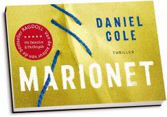 Daniel Cole - Marionet (dwarsligger)