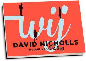 David Nicholls - Wij (dwarsligger)