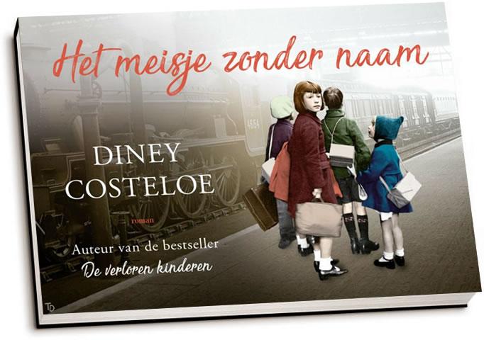 Diney Costeloe - Het meisje zonder naam (dwarsligger)