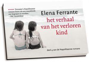 Elena Ferrante - Het verhaal van het verloren kind (dwarsligger)