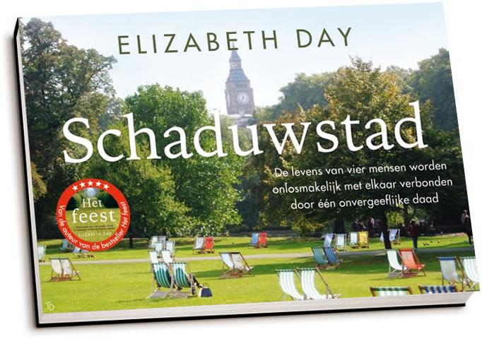 Elizabeth Day - Schaduwstad (dwarsligger)