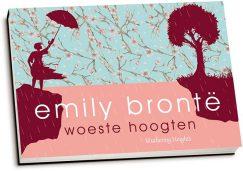 Emily Brontë - Woeste Hoogten (dwarsligger)