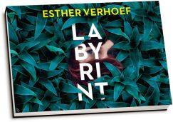 Esther Verhoef - Labyrint (dwarsligger)