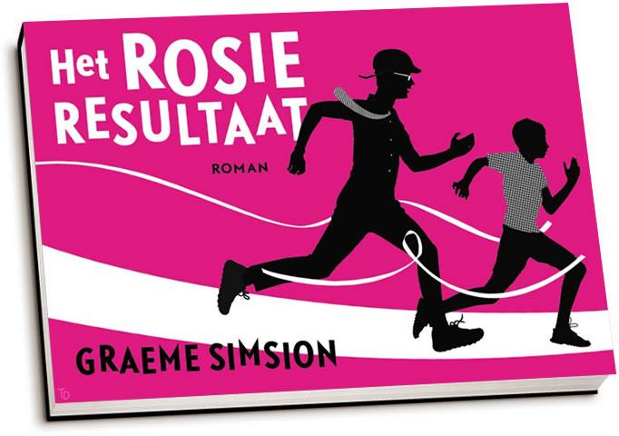 Graeme Simsion - Het Rosie Resultaat (dwarsligger)