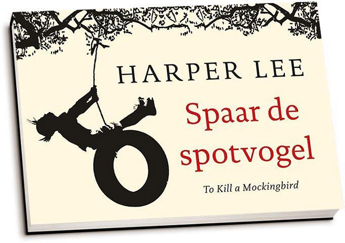 Harper Lee - Spaar de spotvogel (dwarsligger)