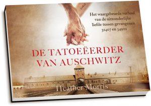 Heather Morris - De tatoeëerder van Auschwitz (dwarsligger)