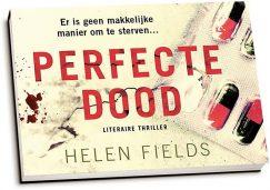 Helen Fields - Perfecte dood (dwarsligger)