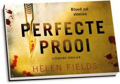 Helen Fields - Perfecte prooi (dwarsligger)
