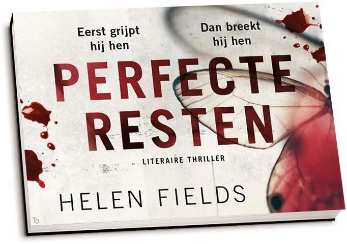Helen Fields - Perfecte resten (dwarsligger)
