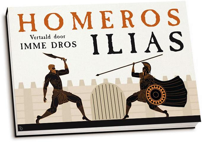 Homeros - Ilias (dwarsligger)