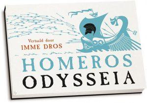 Homeros - Odysseia (dwarsligger)