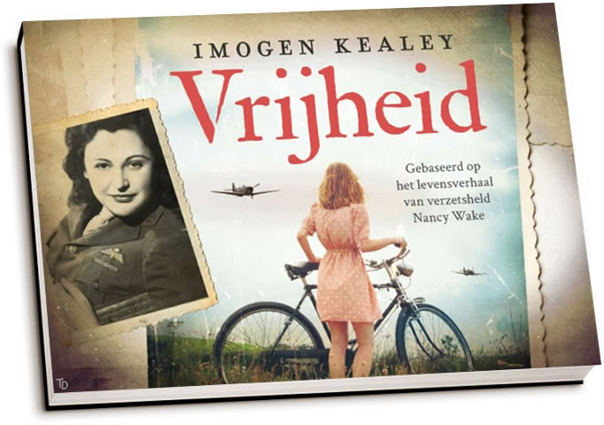 Imogen Kealey - Vrijheid (dwarsligger)