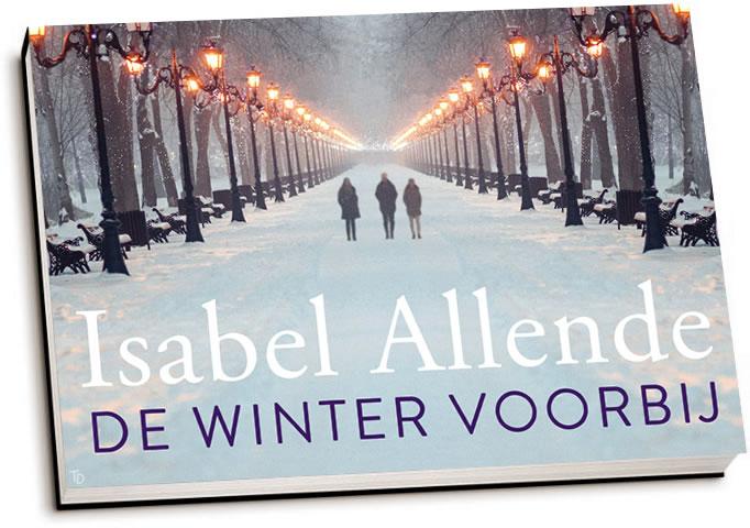 Isabel Allende - De winter voorbij (dwarsligger)