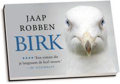 Jaap Robben - Birk (dwarsligger)