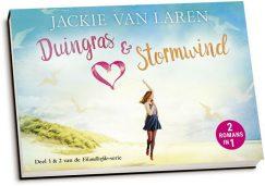 Jackie van Laren - Duingras & Stormwind (dwarsligger)
