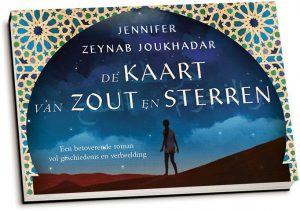 Jennifer Zeynab Joukhadar - De kaart van zout en sterren (dwarsligger)