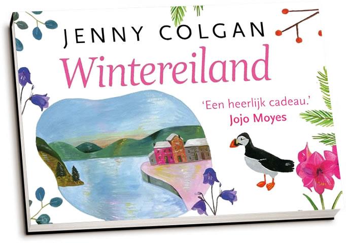 Jenny Colgan - Wintereiland (dwarsligger)