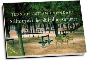 Jens Christian Grøndahl - Stilte in oktober & Indian summer (dwarsligger)