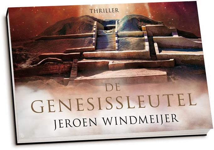 Jeroen Windmeijer - De Genesissleutel (dwarsligger)