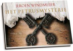 Jeroen Windmeijer - Het Petrusmysterie (dwarsligger)