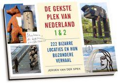 Jeroen van der Spek - De gekste plek van Nederland 1 & 2 (dwarsligger)