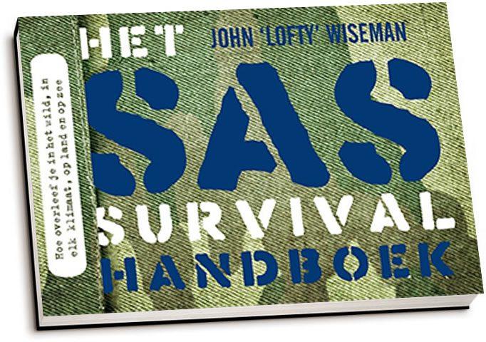 John 'Lofty' Wiseman - Het SAS survival handboek (editie 2018) (dwarsligger)
