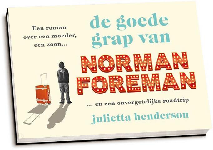 (Dwarsligger) Julietta Henderson - De goede grap van Norman Foreman