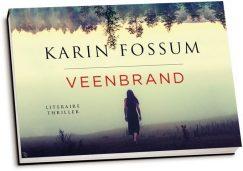 Karin Fossum - Veenbrand (dwarsligger)
