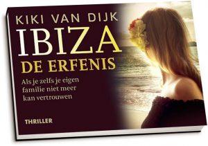 Kiki van Dijk - Ibiza, de erfenis (dwarsligger)