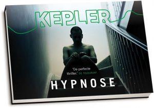 Lars Kepler - Hypnose (dwarsligger)