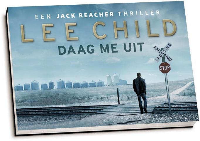Lee Child - Daag me uit (dwarsligger)