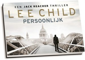 Lee Child - Persoonlijk (dwarsligger)