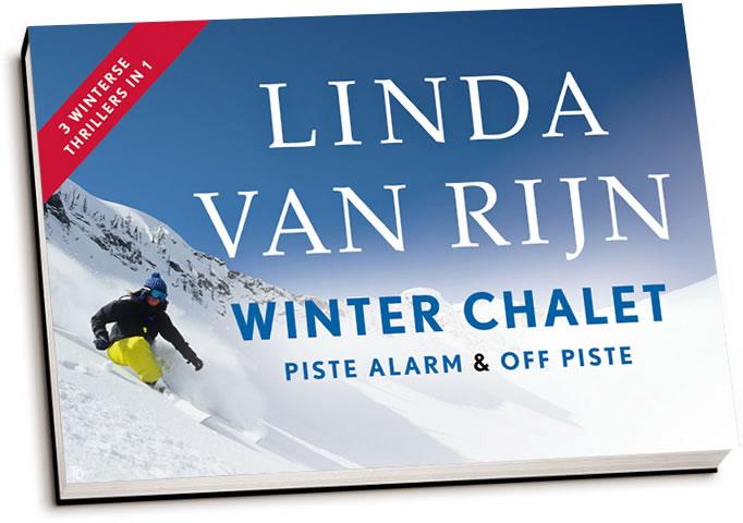 Linda van Rijn - Winterchalet & Pistealarm & Offpiste (dwarsligger)