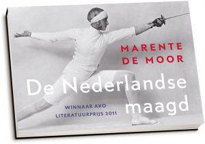 Marente de Moor - De Nederlandse maagd (dwarsligger)