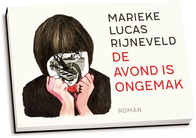Marieke Lucas Rijneveld - De avond is ongemak (dwarsligger)