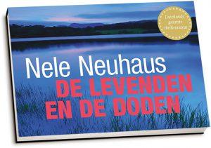 Nele Neuhaus - De levenden en de doden (dwarsligger)