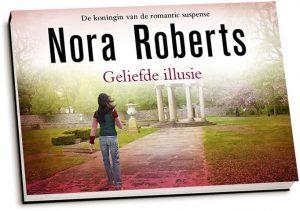 Nora Roberts - Geliefde illusie (dwarsligger)