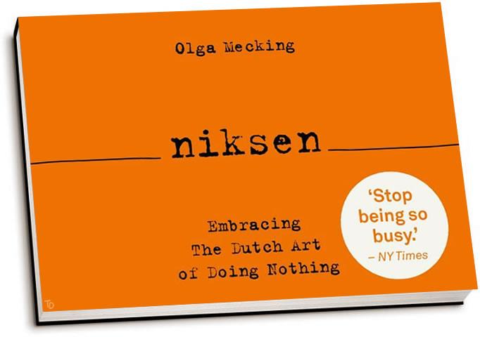 Olga Mecking - Niksen (Engelstalig) (dwarsligger)