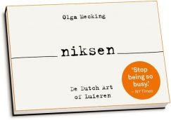 Olga Mecking - Niksen (Nederlandstalig) (dwarsligger)