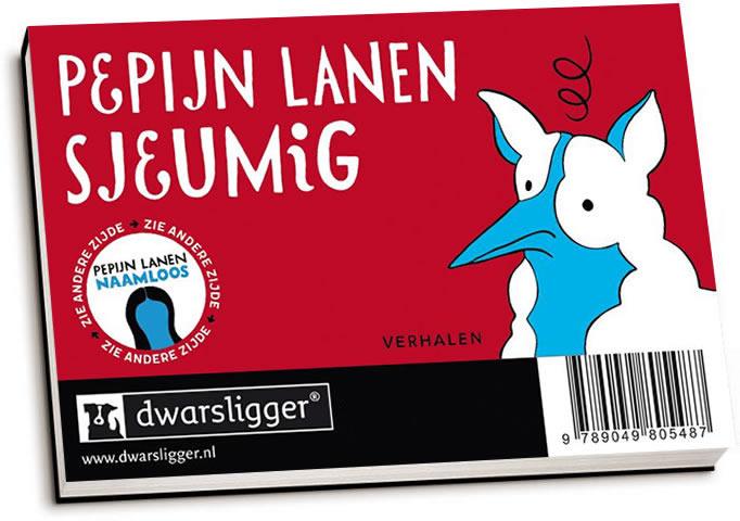 Pepijn Lanen - Sjeumig & Naamloos (dwarsligger)